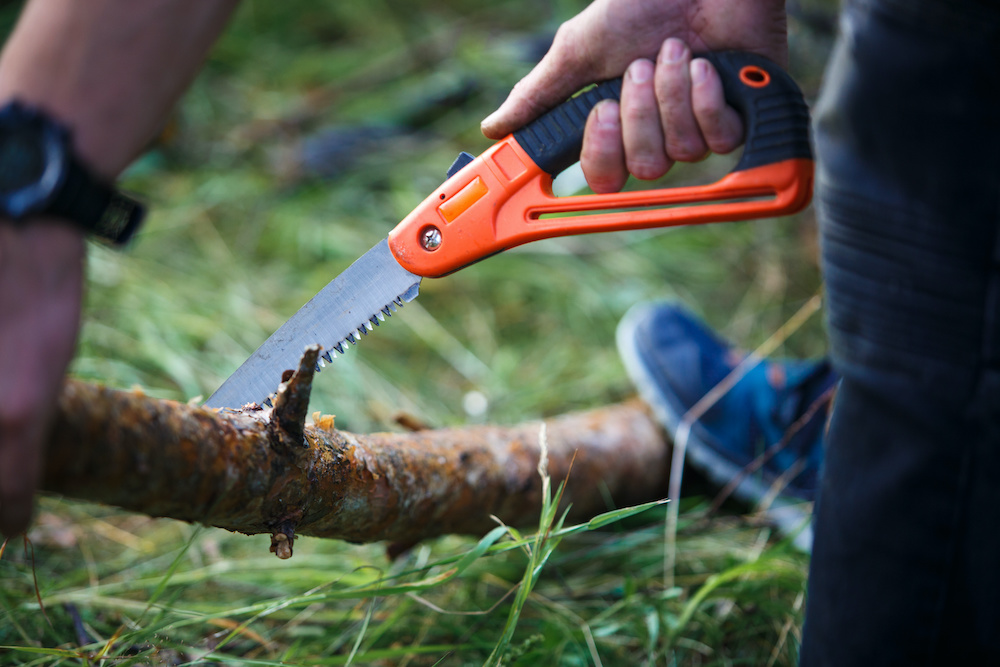 best survival folding saw